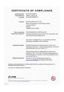 E484271-20161130-CertificateofCompliance