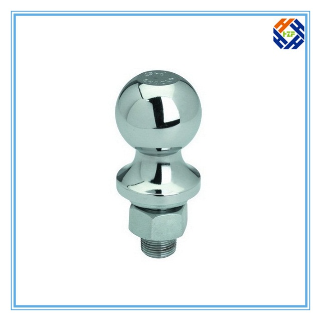 CNC Machining Part for Trailer Ball by Forging-4