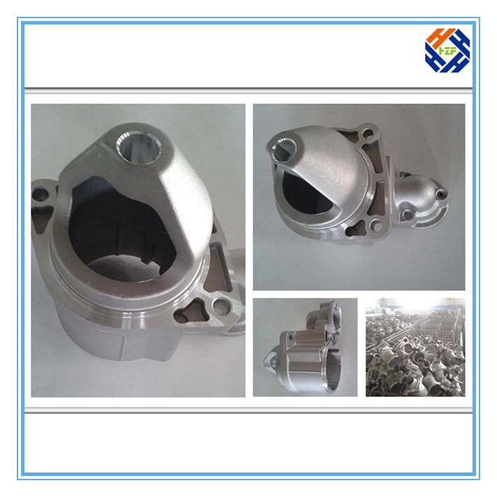 Aluminum Die Casting for Engine Starter Motors Engine-2