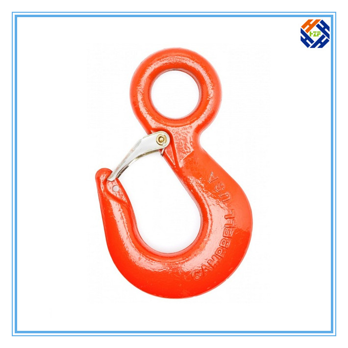 Alloy Steel Snap Hook with Latch-2
