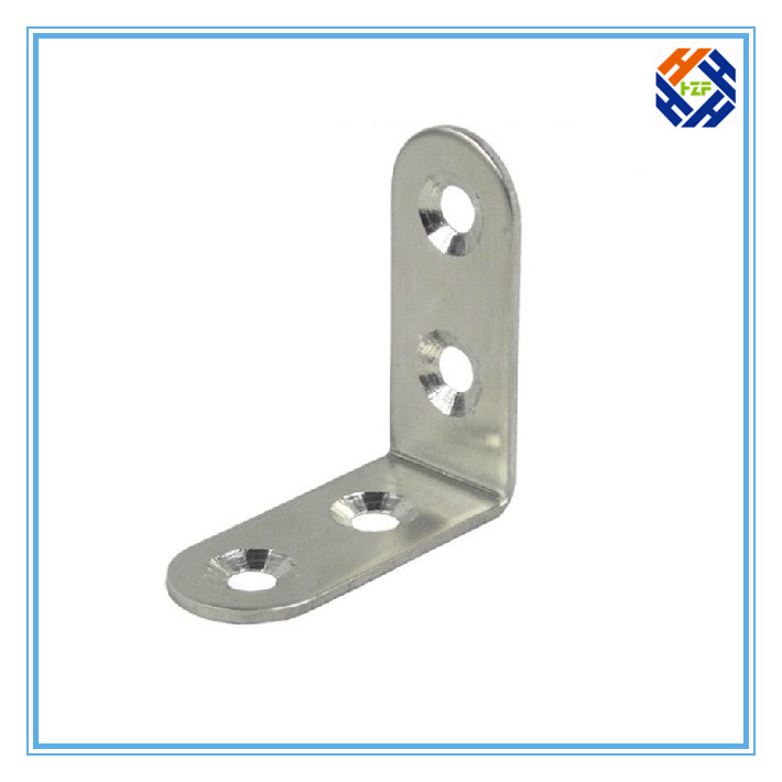 Steel Bracket Corner Brace Made by High Speed Punching Machine-2