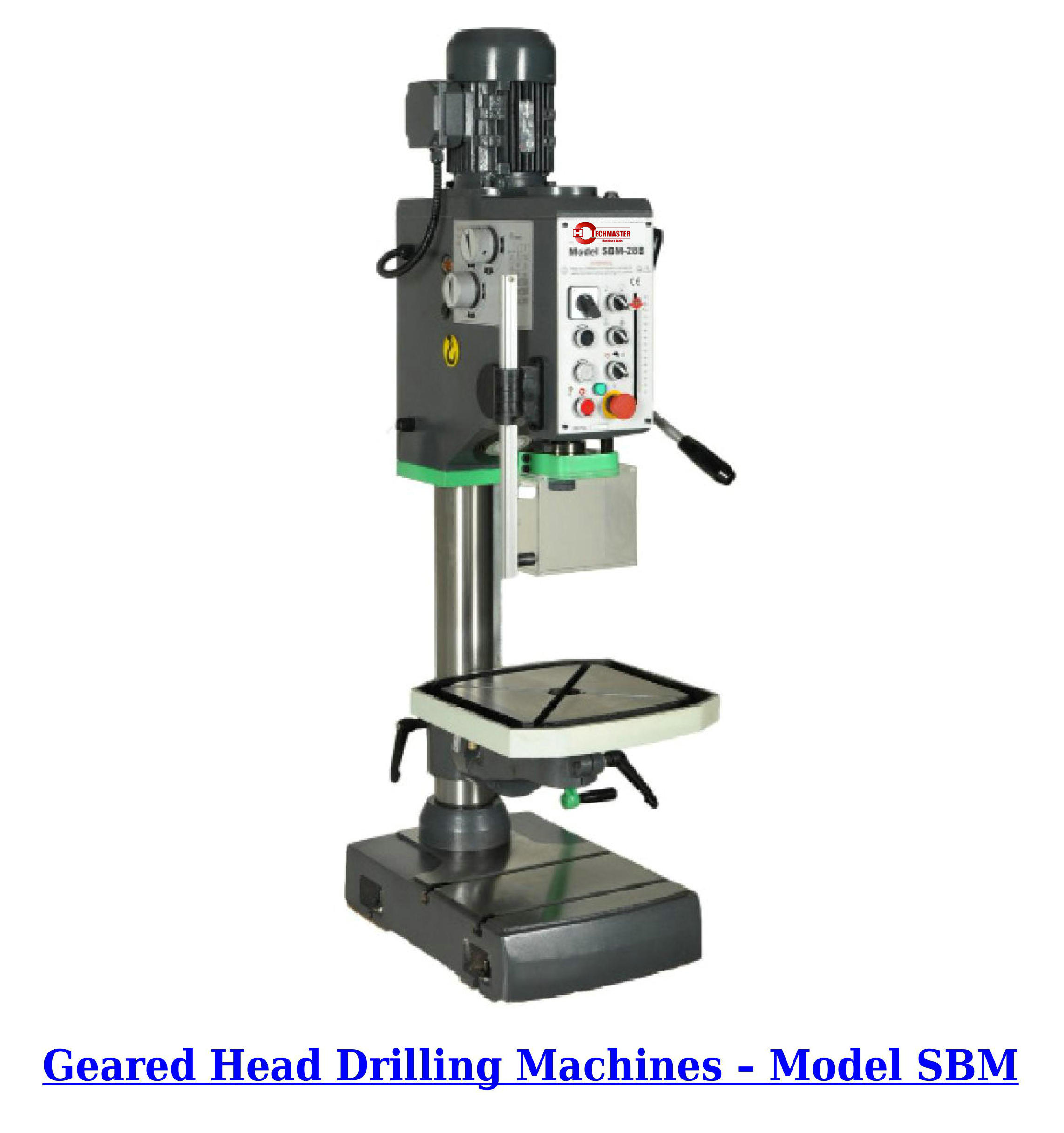 GEARED HEAD DRILLING MACHINE SBM-28B