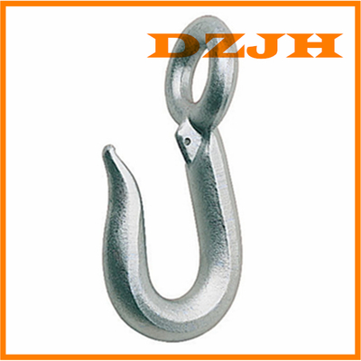 1210 Forged Round Reverse Eye Hooks