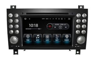 奔驰SLK安卓系统车载dvd导航一体机