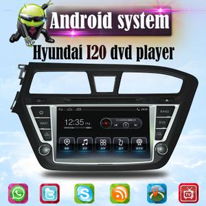 Android Hyundai I20 gps player