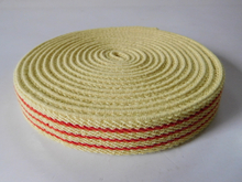 fire retardant aramid fiber webbing for fire protection garments&accessories