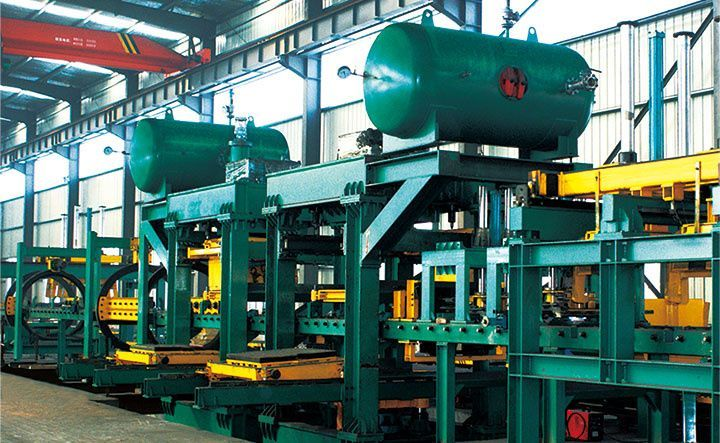 Horizontal Parted Mould Moulding Line will go into operation June