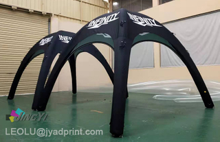 Advertising Event Promotion Larger spider dome Tent Inflatable for activity