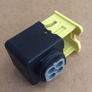 Housing for Female Terminals, Wire-to-Wire connector 2-1418390-1