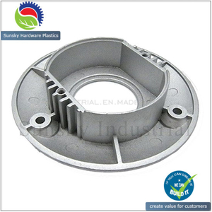 CNC Precision Aluminium Die Casting with LED Lights Parts