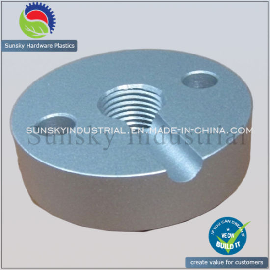 CNC Machining Fixing Part with Zinc Plated (ST13017)