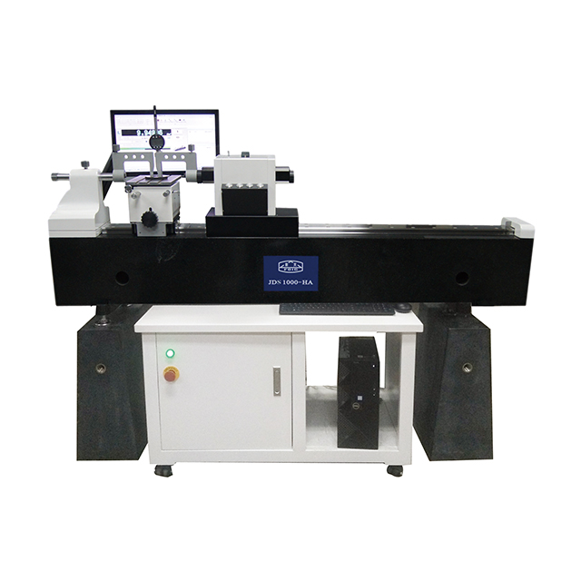 One meter high accuracy length measuring machine