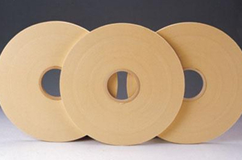 Spiderbond high performance adhesives for hot melt tape