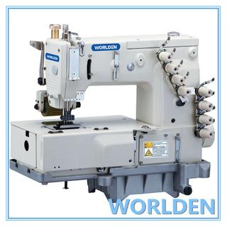 WD-1404P四针平床双链形缝法缝纫机