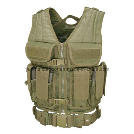 High Quality Military Molle Entry Vest