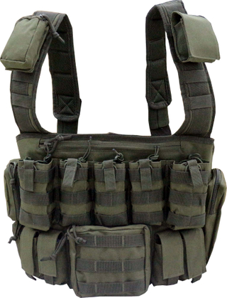 Tactical Molle Vest in Competitive Quality