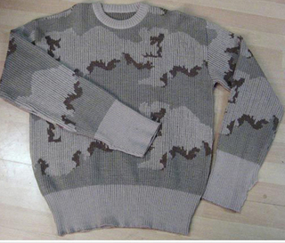 Military Sweater