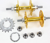 Fix gear bike hub