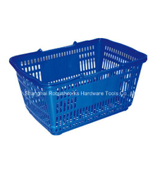Large Size Portable Plastic Basket (FB005)