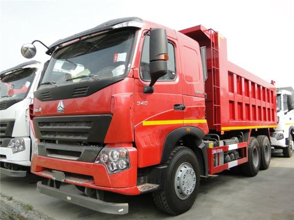 Sinotruck 8x4 6x4 Sinotruk Water Mixer Dump Truck Howo