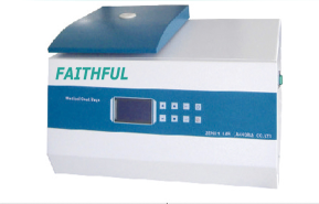 High Speed Refrigerated Centrifuge FHC—20F