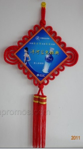 Chinese New Year Decoration Custom Logo Advertising Traditional Chinese Knot