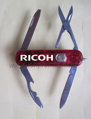 RICOH Novelty Gift Multi Functional Swiss Knife USB Stick