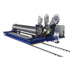 HDPE / PP Profiled Pipe Machine