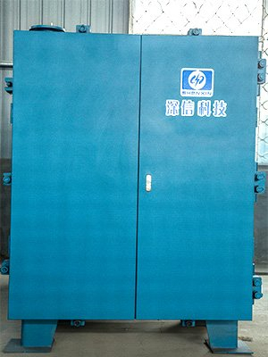 Electrochemical automatic water treatment equipment