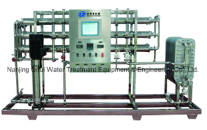 Full Automatical 3000L One Stage RO Water Treatment Equipment + EDI Device