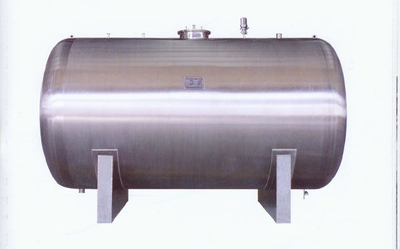 Wfi for Horizonal Distilled Water Storage Tank