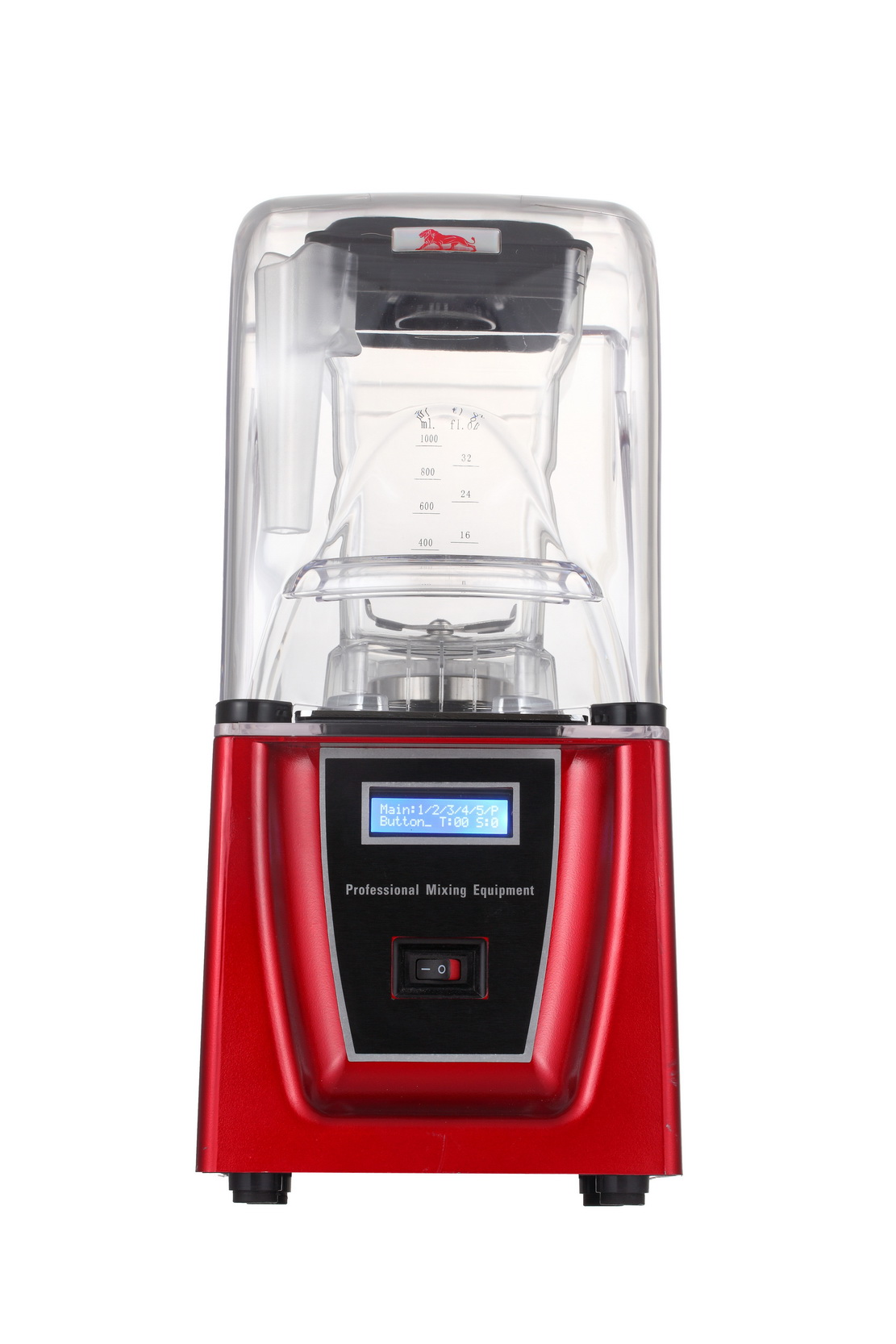 BL-9001 Heavy Duty Hot Sale Powerful Electric Juice Smoothie Ice Commercial Blender