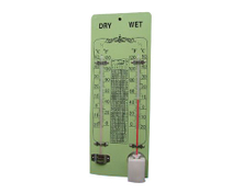 DS-088 Dry Wet Thermometer or Psychrometer or Hygrometer