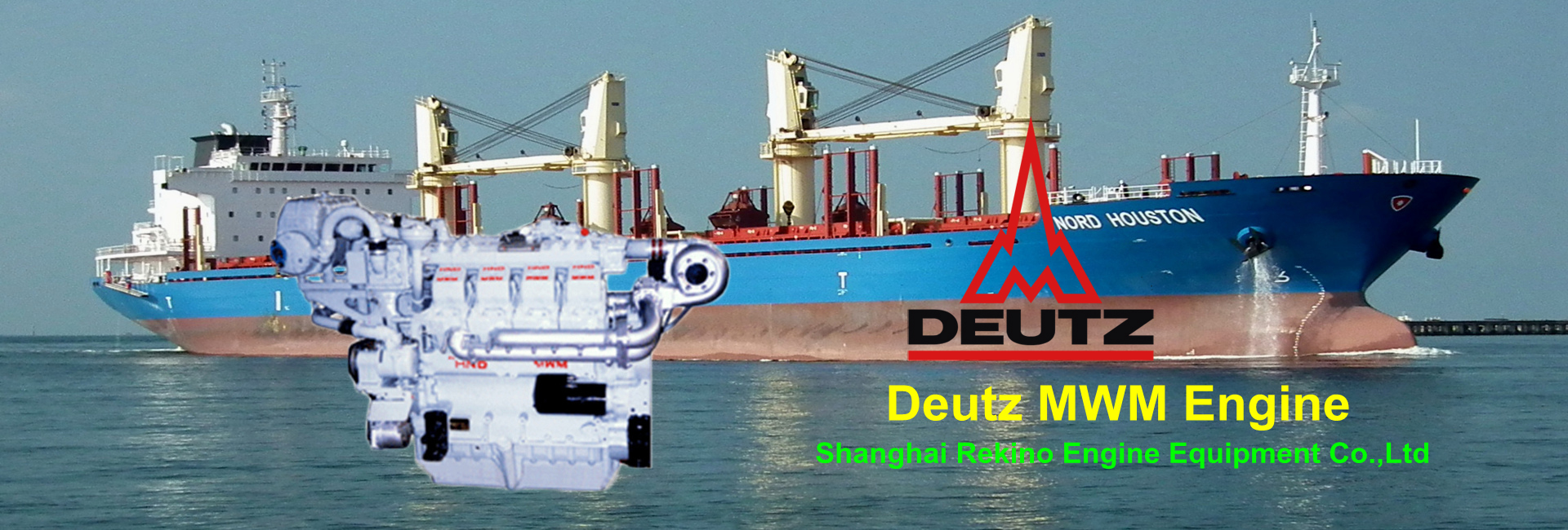 Deutz MWM engine 1