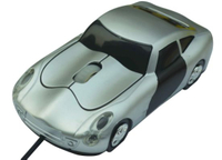 Driving Car Mouse