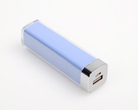 Protable Lipstick Power Bank for Mobile Phones