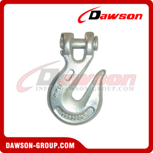 G70 / Grade 70 Forged Alloy Steel Clevis Grab Hook para Lashing