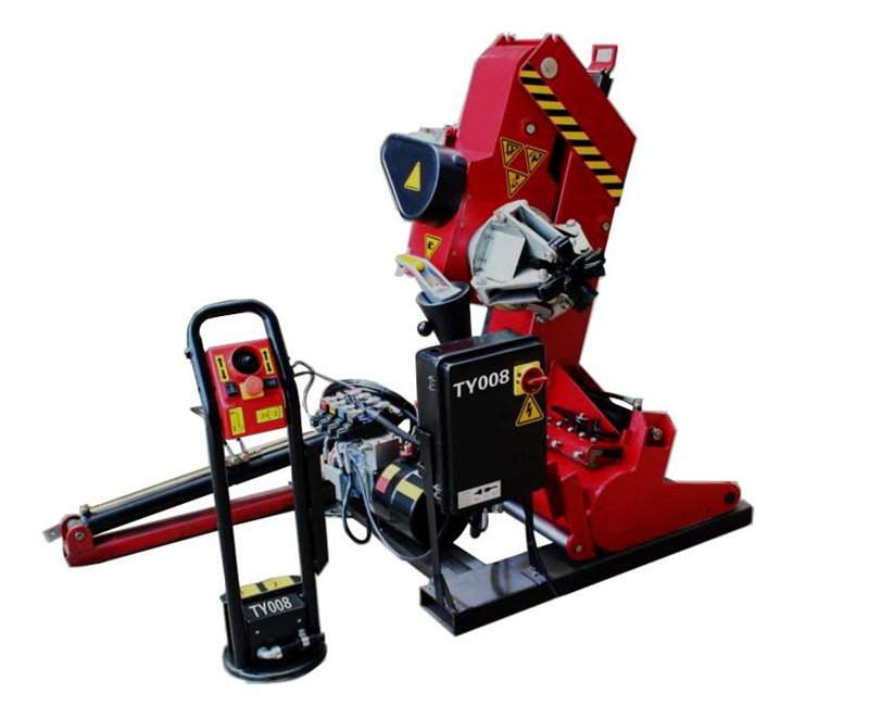 Portable Truck Tyre Changer TY 008