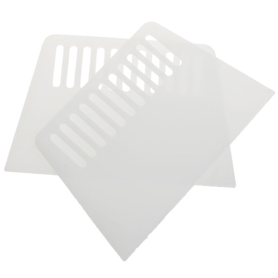 Plastic Wall Scraper for Interior Wall Decoration