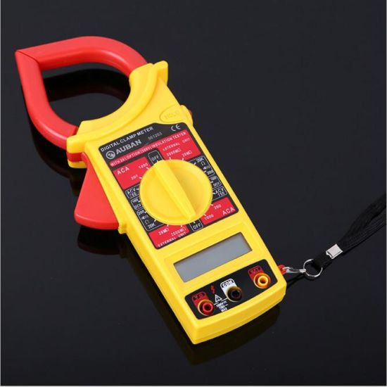 High Quality Mt87 Multimeter Digital Clamp Meter with Factory Price