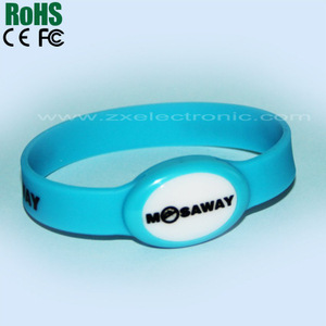flash bracelet with LED light