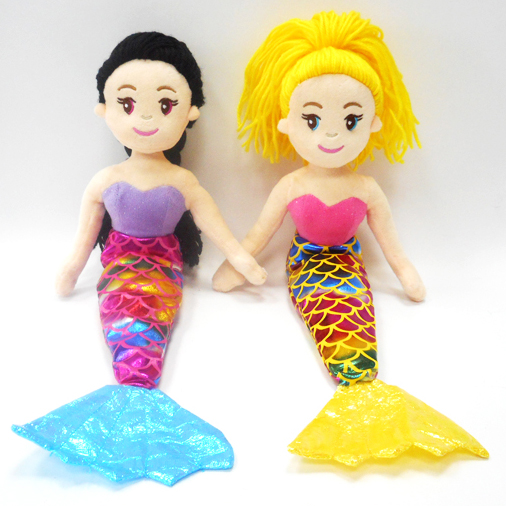 New Design Mermaid Baby Toy Dolls For Kids