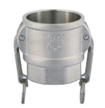 Stainless Steel D Type Camlock Coupling