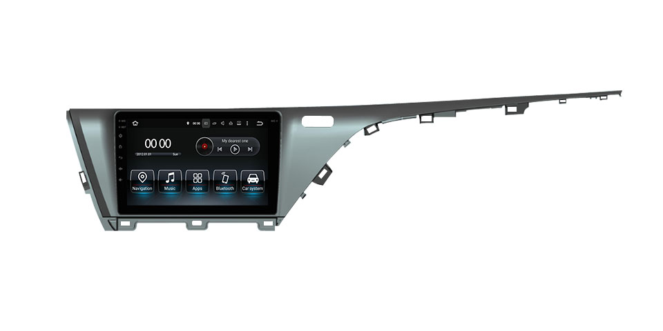 For Toyota Camry 2018 GPS Car Stereo DVD Player Radio Indash 3 X USB - USB Big Maximal 128GB