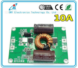 24V drop to 12V 8~22A step down bare board dc dc converter power converter