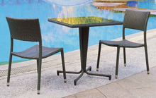 Bistro Furniture Outdoor Garden Set Rattan Bistro Set