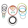Silicone Gasket, Silicone Ring, Silicone Washer