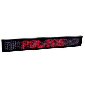 Led sign LSP07
