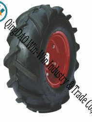 "Pneumatic Rubber Wheel for Agriculture Lug Tires (13""X5.00-6)"