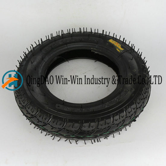 Wear-Resistant Rubber Wheel Used on Trolley Wheel (3.00-8)